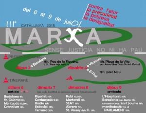3a Marxa recrt itinerari