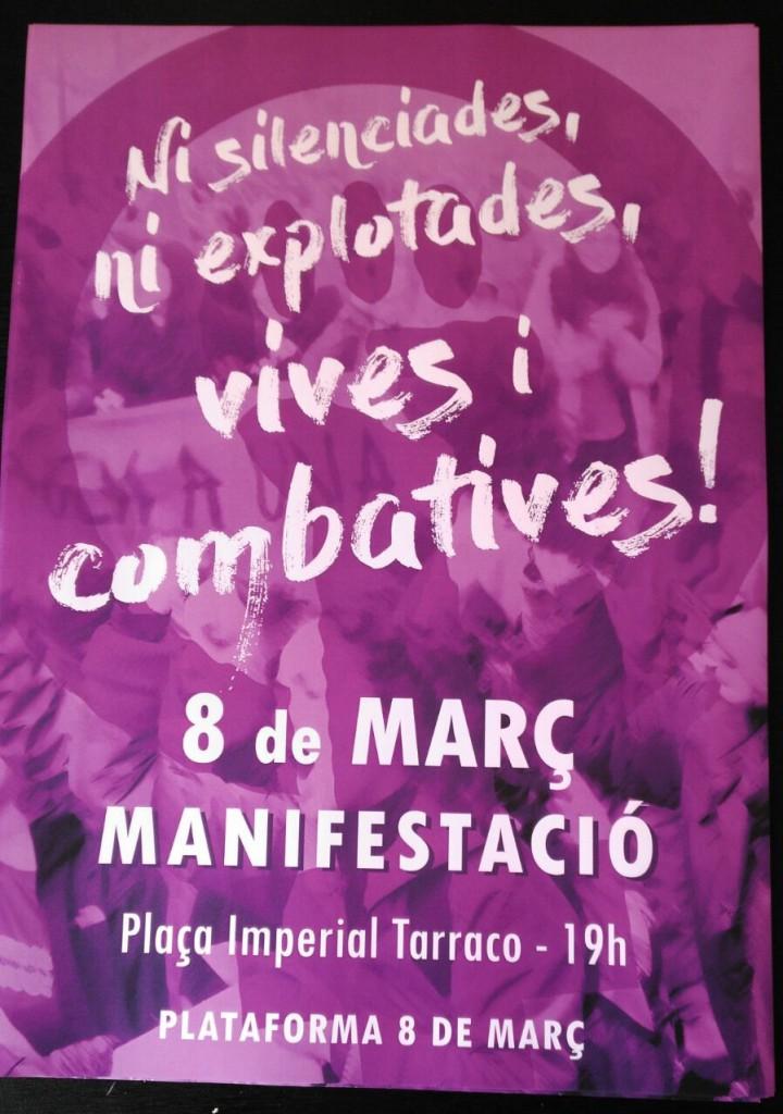 8 març Tarraco