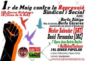 1er maig - Barcelona