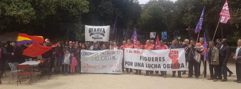 1 de maig Figueres 2018 - 3
