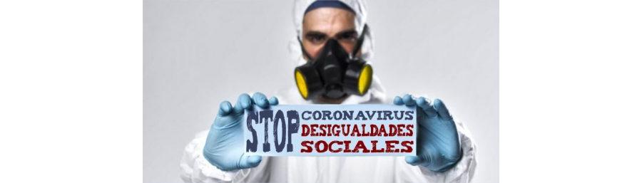 STOP Coronavirus STOP Desigualtats socials